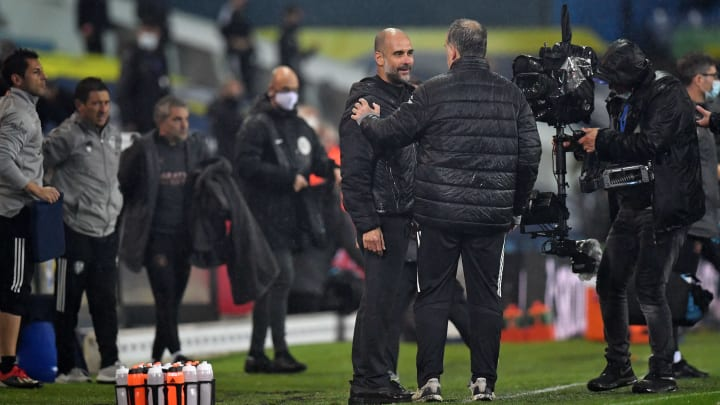 Pep Guardiola Reveals What Marcelo Bielsa Told Him Post Manchester City &  Leeds United 1-1 Draw