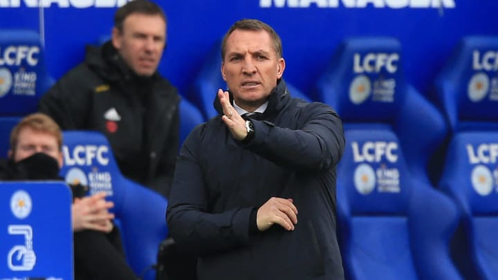 Brendan Rodgers is doing a superb job at Leicester