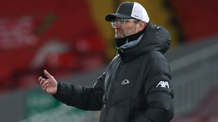 Jurgen Klopp & Andy Robertson admit Liverpool are not in title race after Brighton loss