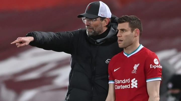 Capitão e treinador do Liverpool estão na mesma página no que diz respeito à realização da Superliga.