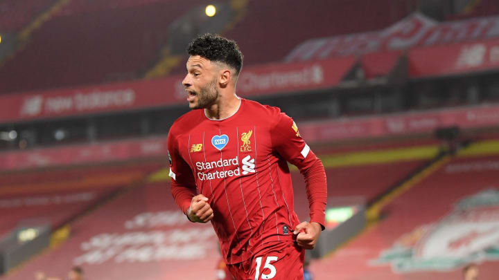 Oxlade-Chamberlain's place in the Liverpool squad could be under threat