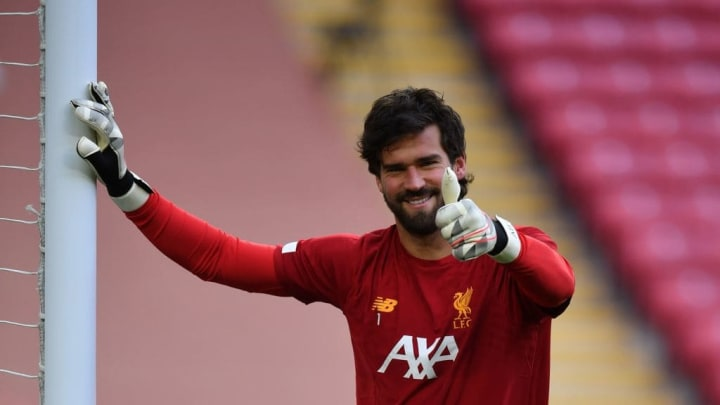 Alisson is a lynchpin in this Liverpool team