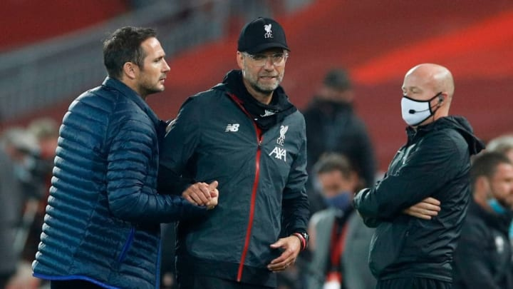 Lampard's replacement could be moulded by the success of Klopp