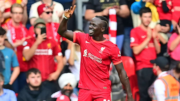 A record breaking afternoon for Mane