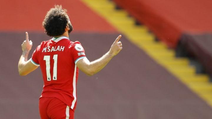 Mohamed Salah Premier League Liverpool PSG Neymar Ligue 1 Mbappé