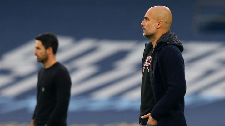 Guardiola is aiming to win the Carabao Cup for the fourth year running.