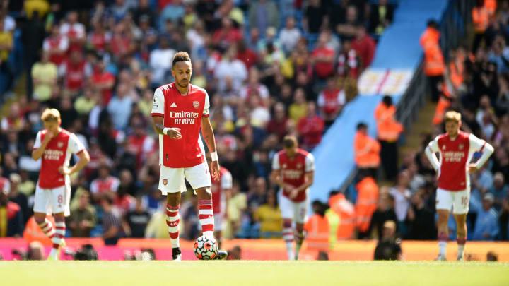 Arsenal are bottom of the Premier League despite £150m transfer spend