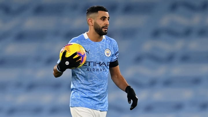 Riyad Mahrez will be hoping for more of the same after hitting a hat-trick in City's 5-0 thrashing of Burnley last time out