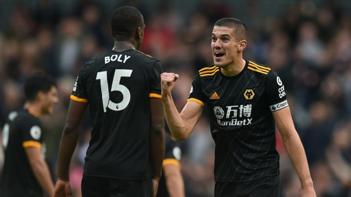 Coady and Boly have both been linked with moves to North London