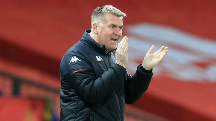Dean Smith is December's manager of the month