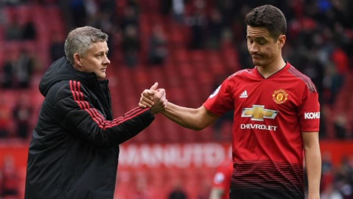 Herrera let his contract expire and joined PSG