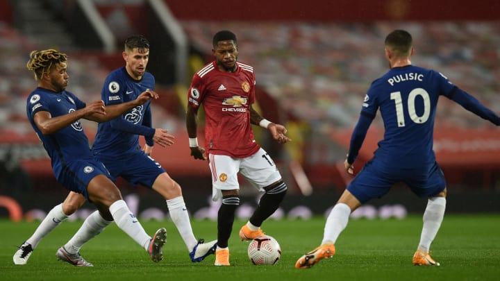 Man Utd are win-less against 'Big Six' teams in the Premier League