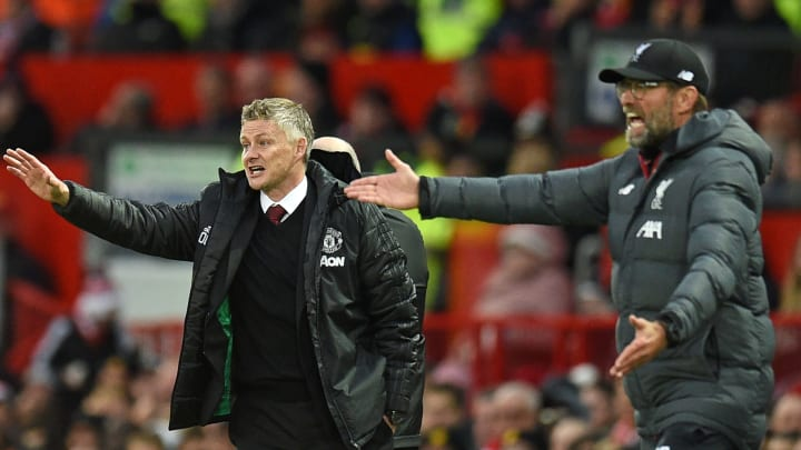 Solskjaer and Klopp are on the same side of this debate