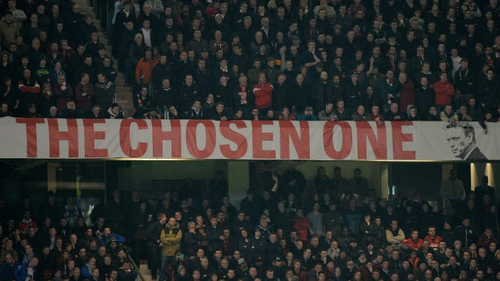 One of many ill-fated banners that have taken pride a place over the years...