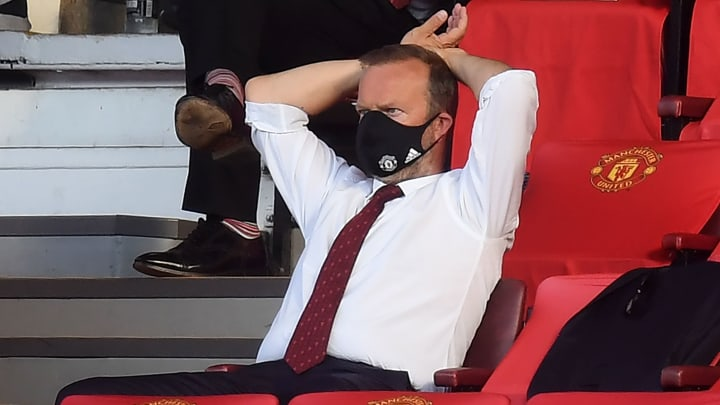 Ed Woodward will leave his role at the end of the year