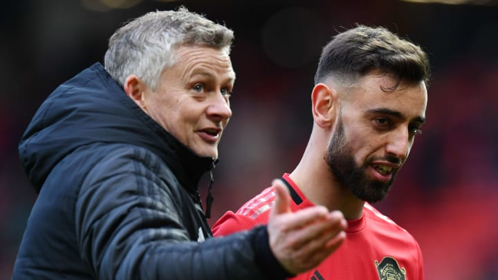 Ole Gunnar Solskjaer confirms Man Utd could stop Bruno Fernandes going on international duty