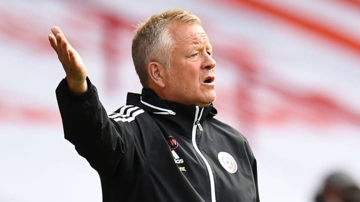 Chris Wilder's Sheffield United are one of the many Premier League clubs interested in Kamara