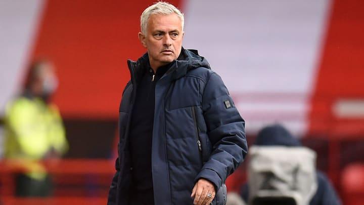 José Mourinho est revenu sur sa décision de signer à l'AS Roma.