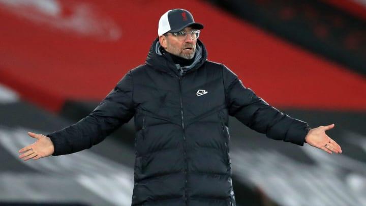 Jürgen Klopp musste am Deadline Day seine Abwehr neu besetzen