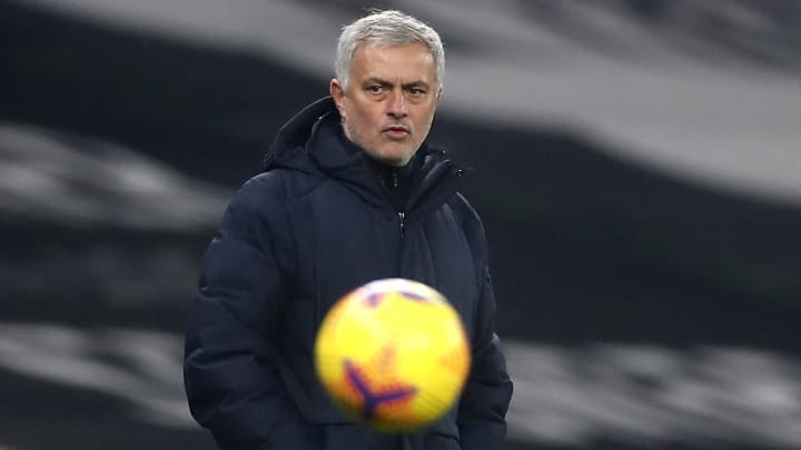 Mourinho takes his Tottenham side to Sheffield United this weekend