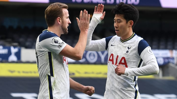 Harry Kane and Heung-min Son have starred in Tottenham Hotspur's attack with a ruthless and record-breaking partnership
