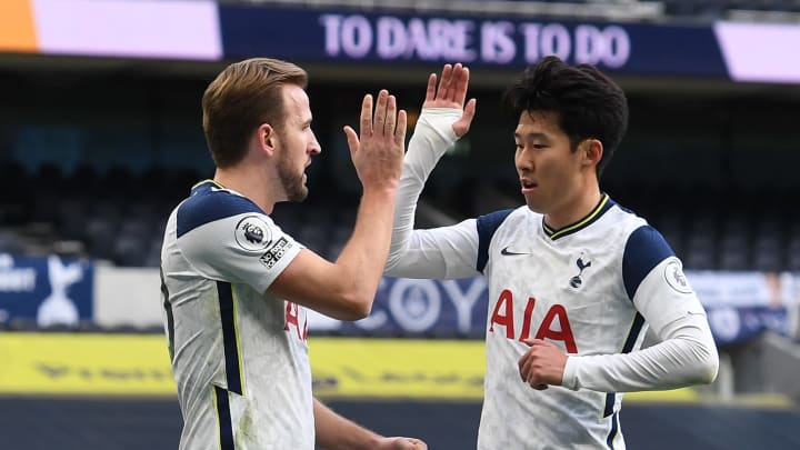 Kane and Son are back among the goals