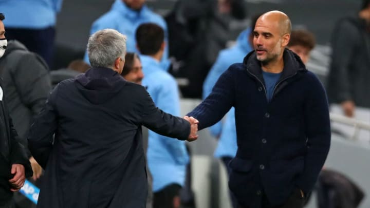 Mourinho got the better of Guardiola once more