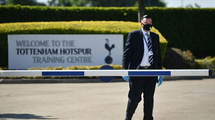 Tottenham's training ground.