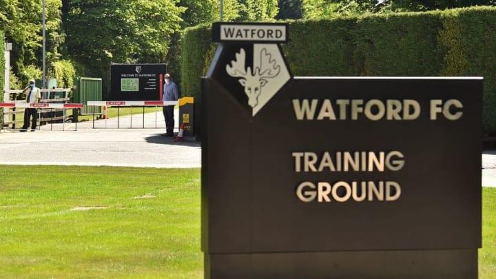 Watford's Training Ground