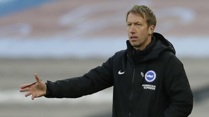 Potter has earned praise for Brighton's style of play