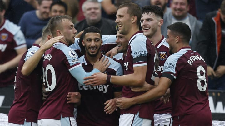 West Ham bounced back from losing to Man Utd in the Premier League with a Carabao Cup win