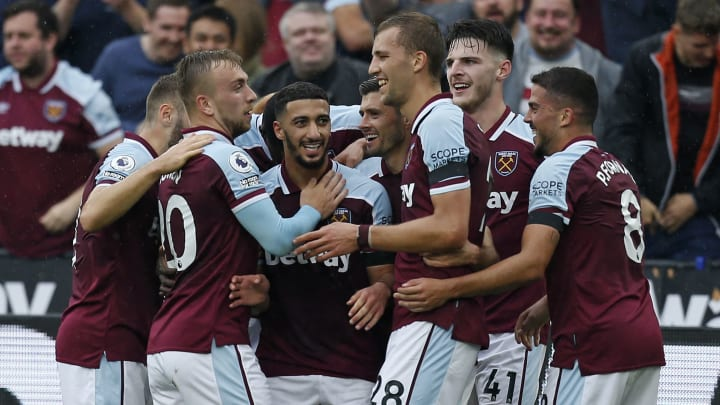 West Ham predicted lineup vs Man Utd - Carabao Cup