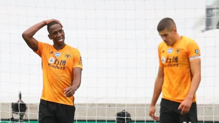 Willy Boly and Conor Coady have been key to Wolves' progression
