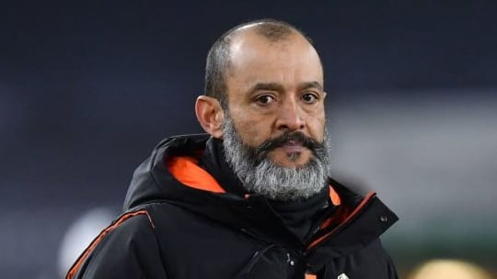 Nuno has a lot of work to do at Spurs