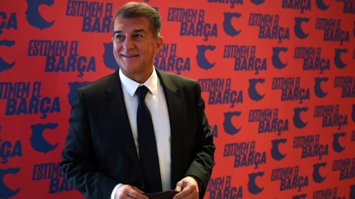 Der große Favorit auf das Präsidentenamt beim FC Barcelona: Joan Laporta
