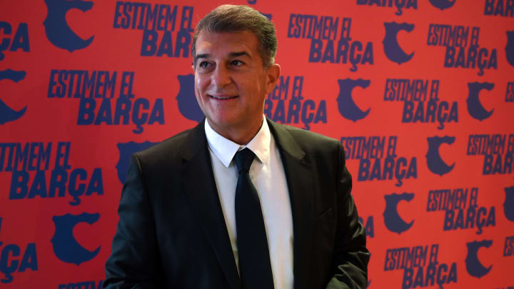 Joan Laporta is the favourite to become Barcelona's next president