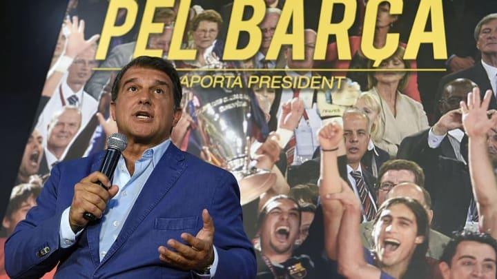 Joan Laporta quiere traer a Pep Guardiola de regreso al Barcelona