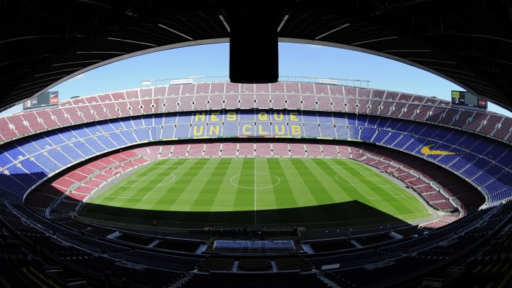 Barcelona have released details of their latest credit rating