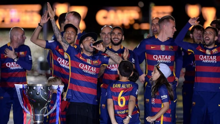FBL-ESP-CUP-BARCELONA-CELEBRATIONS