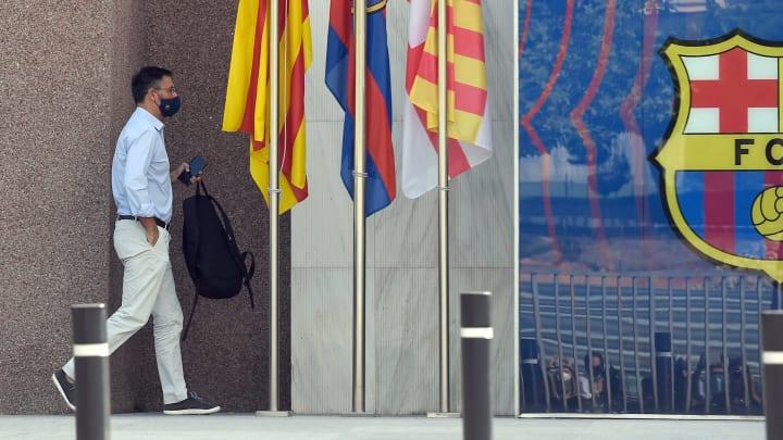 Bartomeu dimitió y dejó abandonó la presidencia del Barcelona