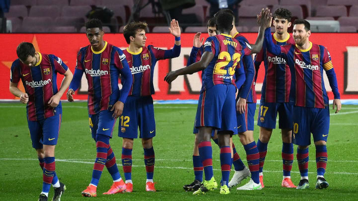 Barcelona face a visit from PSG