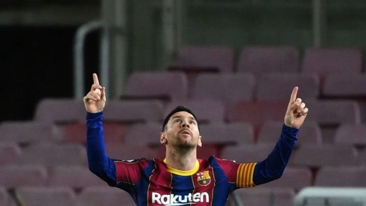 Lionel Messi est l'un des deux seuls joueurs à dépasser la barre des 100 buts en Ligue des Champions.