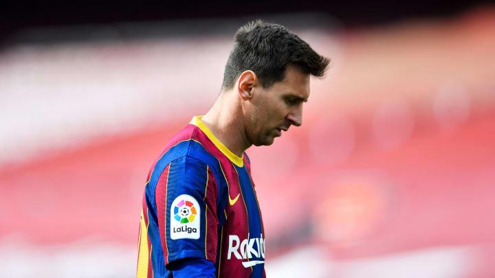 Barcelona sofreu a virada diante do Celta de Vigo e está fora da briga por LaLiga.