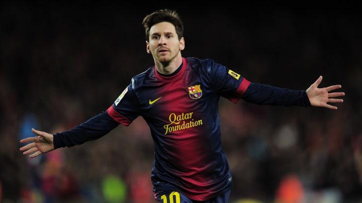 L'une des meilleures version de Lionel Messi.
