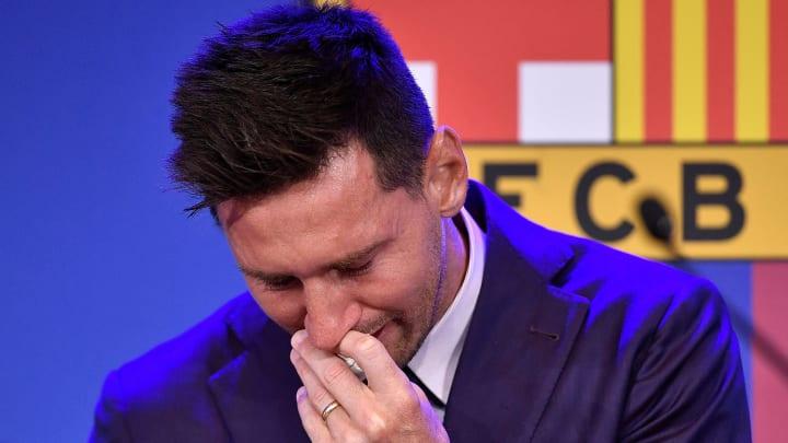 Hätte Barça Messi doch halten können?