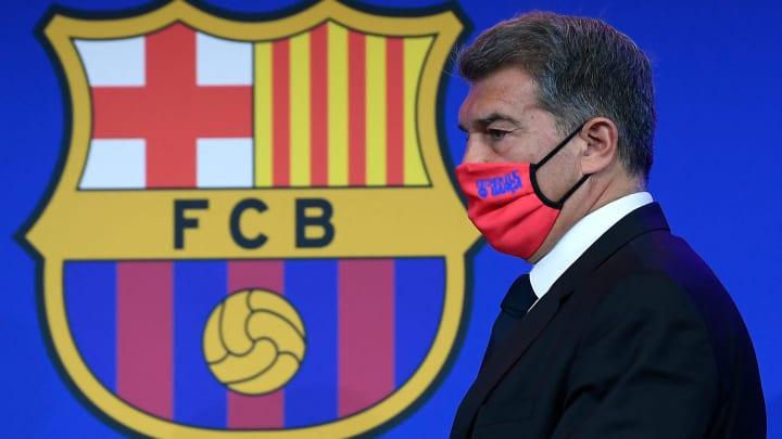 Laporta président du FC Barcelone