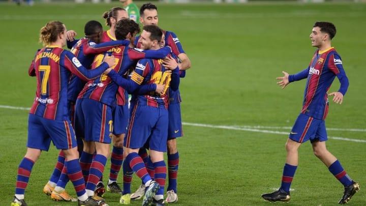 Barcelona gewinnt nun auch die engen Spiele