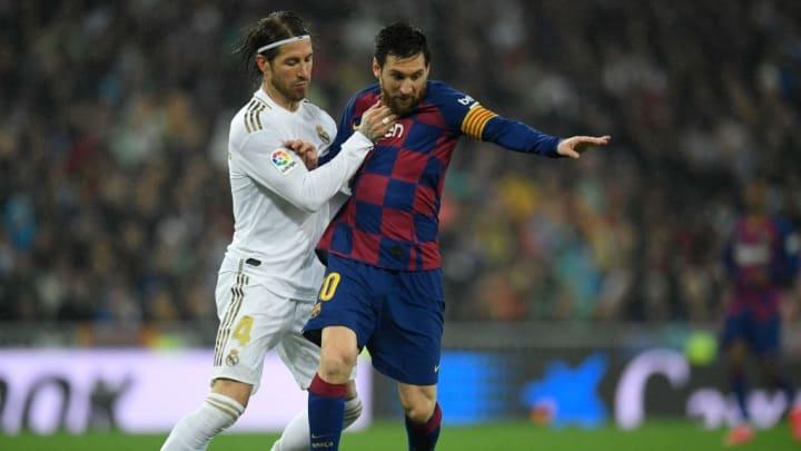 Sergio Ramos prêt à suivre Messi au PSG ?