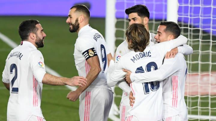 Deuxième de Liga, le Real ne veut rien lâcher dans la course au titre.