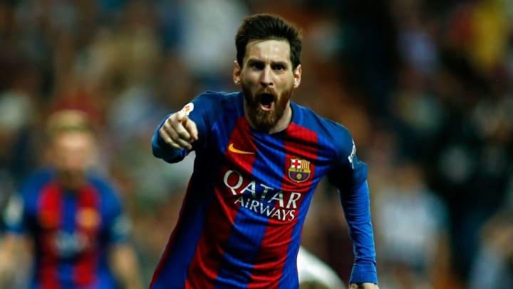 Real Madrid Barcelona Messi Lionel El Clásico
